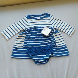 Nwt 3-6 months Hannah Andersson dress